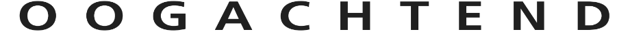Oogachtend Logo
